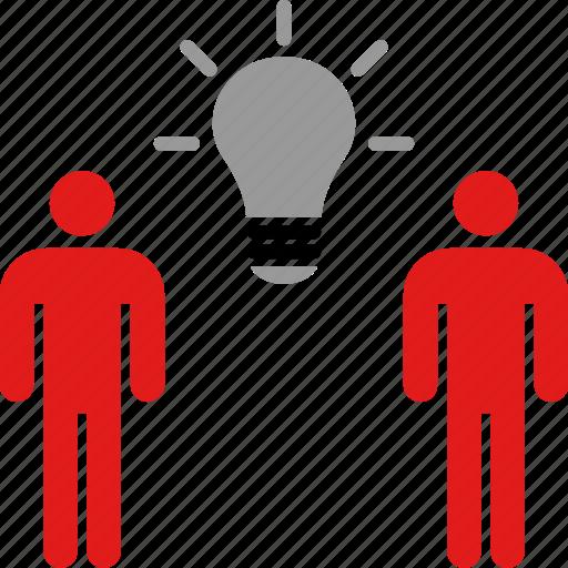 idea, online, think, web icon