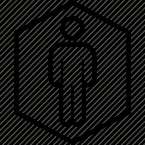 data, graphics, info, person, user icon