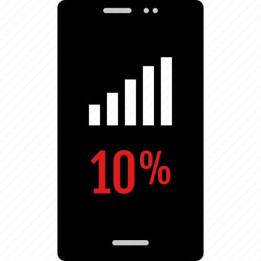 Bars, data, graphic, info, ten icon - Download on Iconfinder