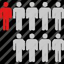 data, graphic, info, nine, users