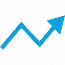 analytics, analyze, arrow, data, graphics, info icon