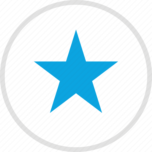analytics, data, favorite, graphic, pin, special, star icon