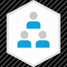data, graphics, info, three icon