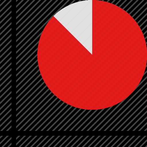 data, graphic, info, report icon