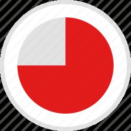 data, graph, graphic, info, seventyfive icon