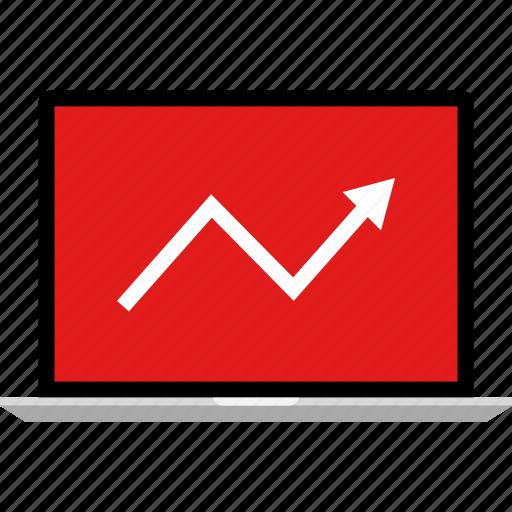 analytics, data, graphic, info, seo icon