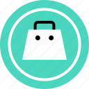 bag, shopping, store icon