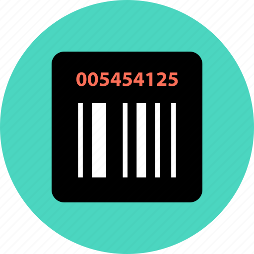 barcode, digital, scan icon