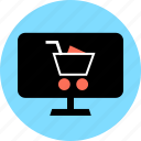 cart, commerce, shop icon