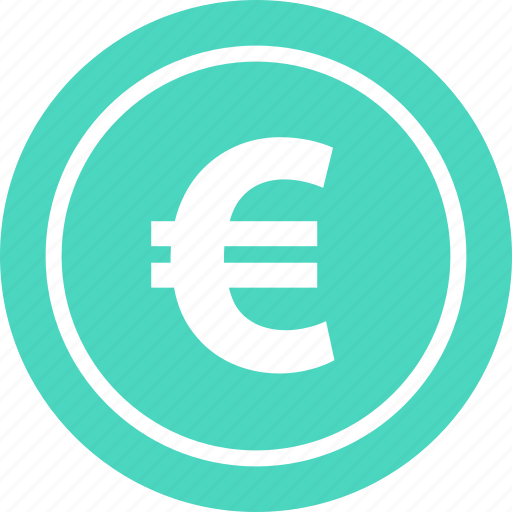 currency, european, money icon