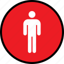data, infographic, information, person, seo, single, user icon