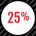data, five, infographic, information, percent, seo, twenty icon