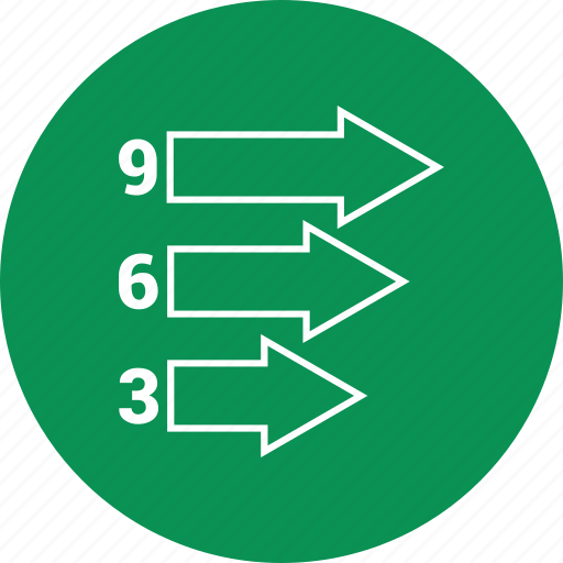 bar, chart, grow, up icon