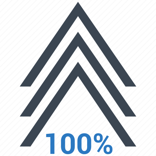 Arrow, chart, growth, increase icon - Download on Iconfinder