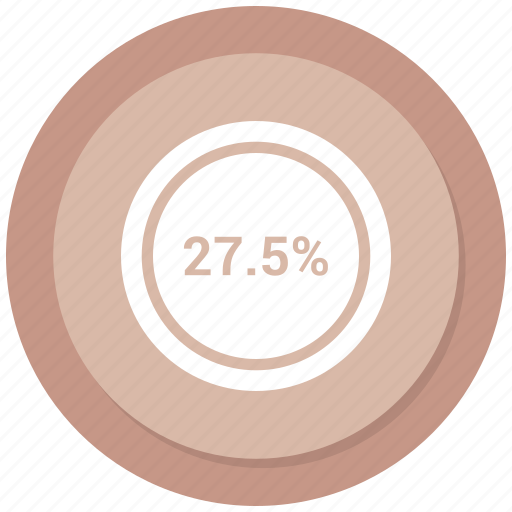 percent, percentage, seven, twenty icon