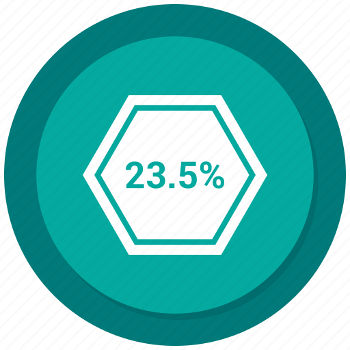 data, information, percent, twenty three icon