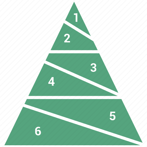Chart, pyramid, report, triangle icon - Download on Iconfinder