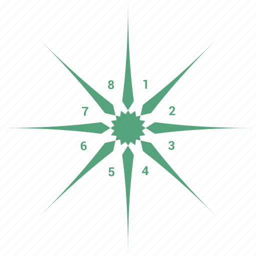 business, chart, infographic, pie, star icon