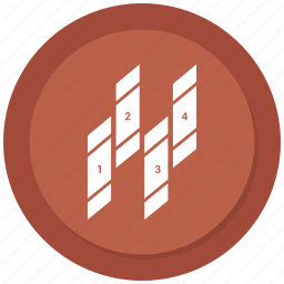 business, chart, infographic, pie icon