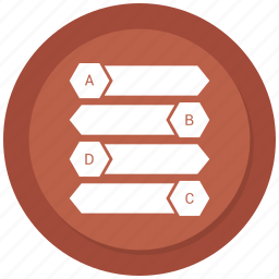business, chart, infographic icon