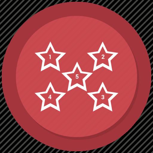 graph, pie, pie chart, pie graph, star, statistics icon