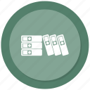 book, document, file, paper icon