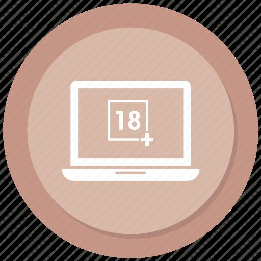 apple, computer, device, laptop, macbook icon