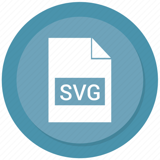 filetypes, svg file icon