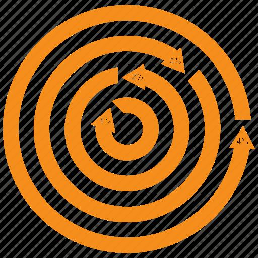 Graph, pie, pie chart, statistics icon - Download on Iconfinder