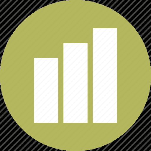 analysis, analytics, business, chart, earnings icon
