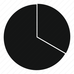 chart, graph, manual, pie, statistics, step, web icon