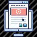 data analytics, infographic element, online file, statistics, web document icon