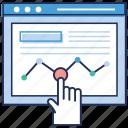 data analytics, data infographic, infographic element, online infographic, statistics icon