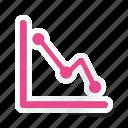 analytics, bars, chart, graph, growth, signal, statistics