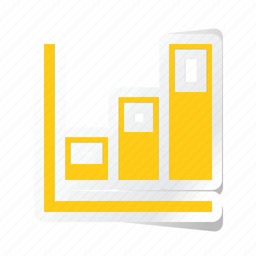 Analytics, bars, chart, graph, growth, signal, statistics icon - Download on Iconfinder