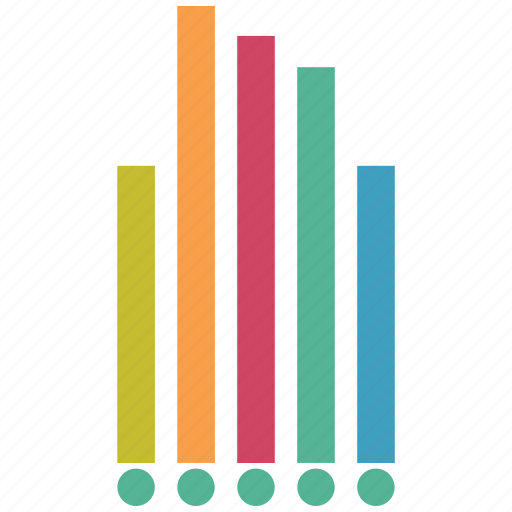 analytics, bar, business, chart, finance icon