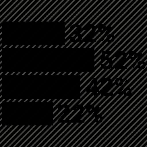 bar chart, bar graph, graph, growth, increase icon