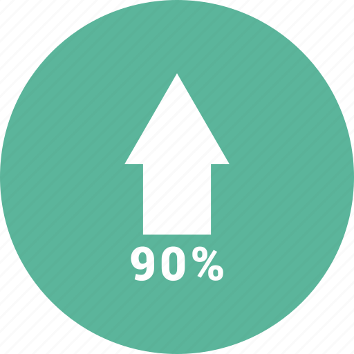 analytics, finance, graph, growth, ninty, sales, stock icon