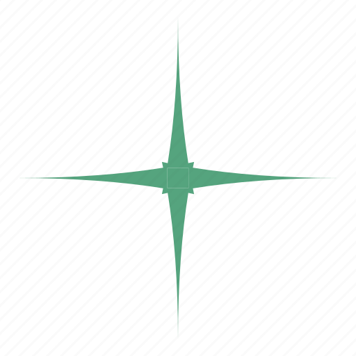analystic, chart, pie, report, star icon