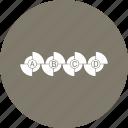 analytics, business, chart, finance, graph, infographic, marketing icon
