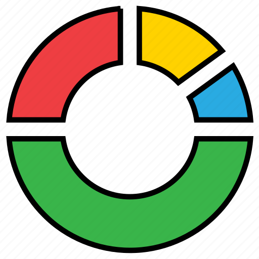 analytics, business, chart, graph, infographic, pie, sales icon