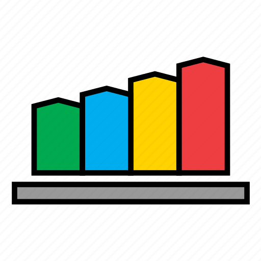 analytics, business, chart, graph, graphic, infographic, sales icon