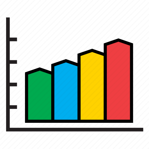 analytics, bars, business, chart, graphic, infographic, sales icon