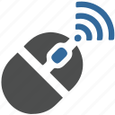 communication, computer, device, mouse, technology, wifi, wireless icon