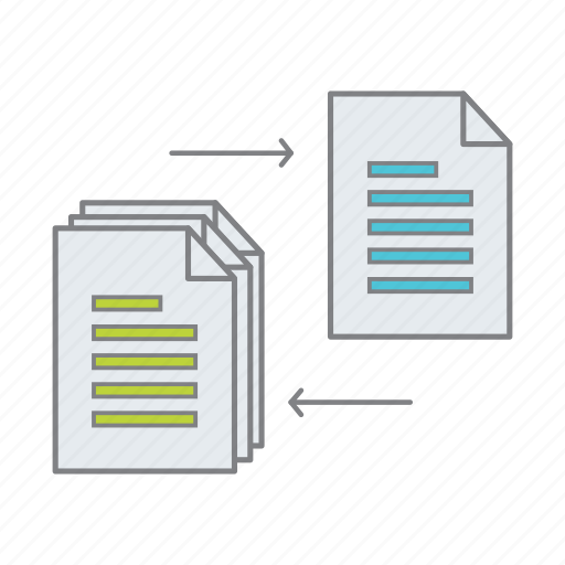 data, data load, data sharing, documents, file sharing, file transfer, files icon