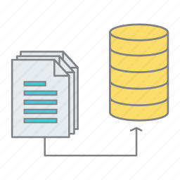 backup, data backup, data conversion, data loading, data sharing, server, system icon