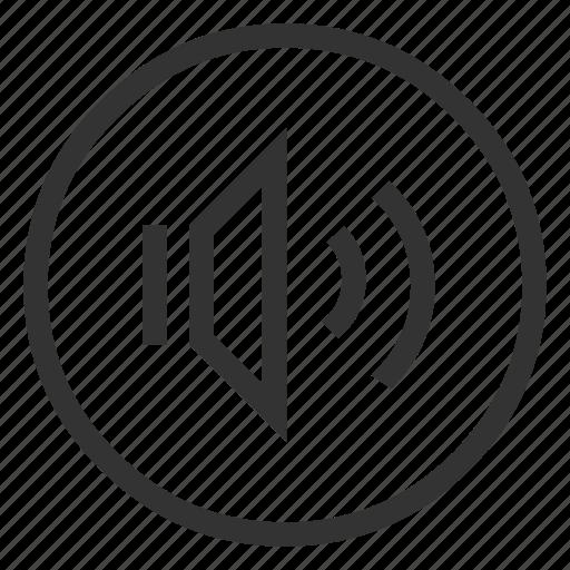 Sound high, volume high icon - Download on Iconfinder