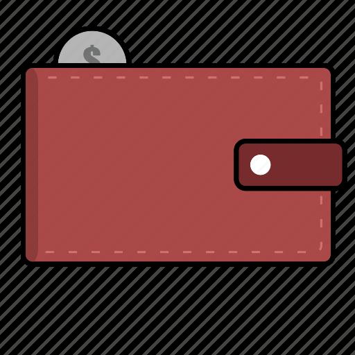 coin, money, purse, wallet icon