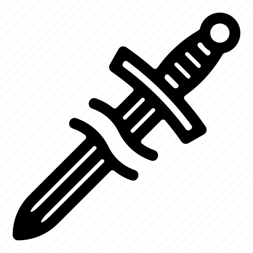 brand, ink, knife, mark, sword, tattoo, weapon icon