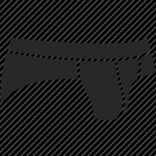briefs, mens, undergarment, underwear, undies icon